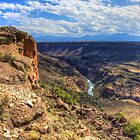 P'Osoge - The Beauty of the Rio Grande Del Norte National Monument by njordphoto