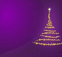 Merry Christmas by Andreas  Berheide