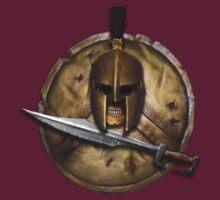 Spartan Remains by ZeroAlphaActual