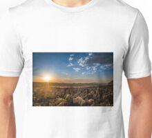 Stunning Sunset view of Cappadocia  Unisex T-Shirt