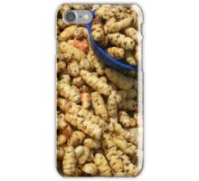 Potatoes in the Cotacachi Outdoor Fruit and Vegetable Market iPhone Case/Skin