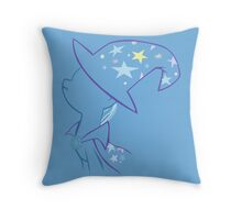 Trixie Outline Throw Pillow