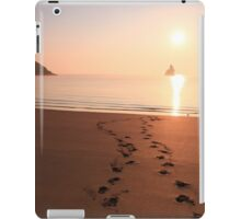 There and Back Again - A Photographers trail iPad Case/Skin