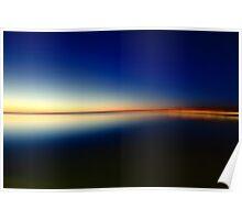 Surreal dawn Poster