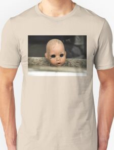 Save Me Steam Punk Doll Head T-Shirt