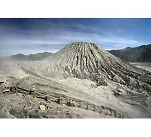 View from Bromo Mountain (Gunung Bromo) Photographic Print
