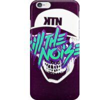 Kill The Noise Skull iPhone Case/Skin