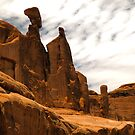 Arches National Park 3 by Judson Joyce