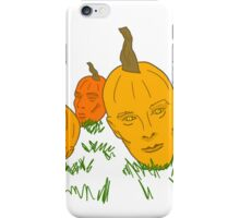 Benedict Pumpkinpatch iPhone Case/Skin
