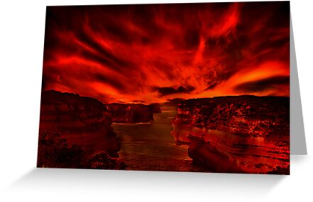 Hells Gate by Andrew (ark photograhy art)