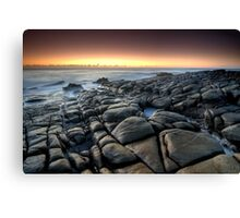 This Is Armageddon Canvas Print