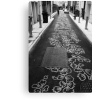 Burnett Lane - Brisbane Canvas Print