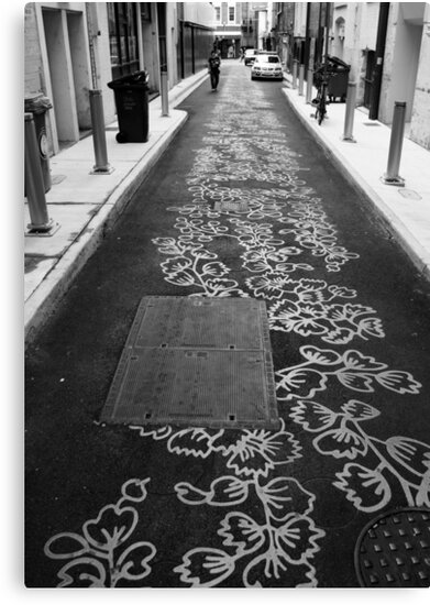 Burnett Lane - Brisbane by Jordan Miscamble