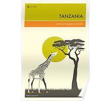 VISIT TANZANIA Poster