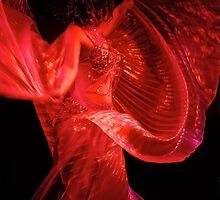Red Dancer by lyonphotography