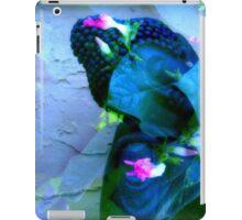 Meditation in Blue iPad Case/Skin