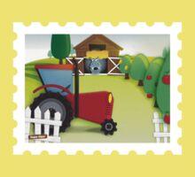 Hippo Hoppo - the farm Kids Clothes