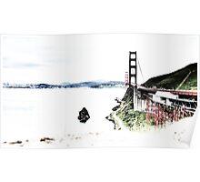 Golden Gate. Poster