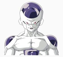 Frieza by Chris Stokes