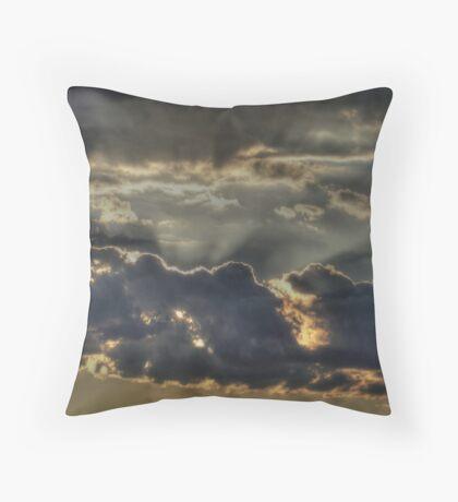 Enchanted Sky Throw Pillow