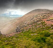 Allt Stob an t-Sneachda - Cairngorms Scotland by David Lewins
