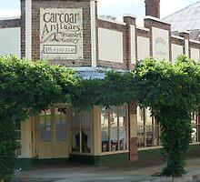Bridge Tea Rooms, Carcoar by DashTravels