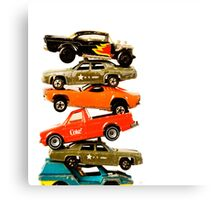 Cars 1 Canvas Print
