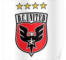 D.C. United Poster