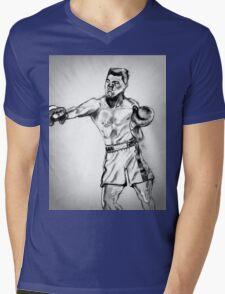 Sting Like a Bee Mens V-Neck T-Shirt
