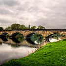 Repton Bridge by Aggpup