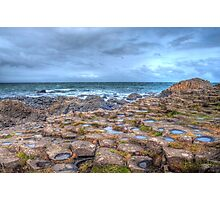 Giants Causeway Northern Ireland Photographic Print