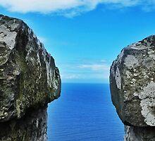 Castle Views. by Fiinnn
