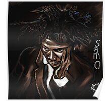 Jean-Michel Basquiat Poster