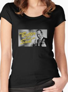 Breaking Bad - Better Call Saul Women's Fitted Scoop T-Shirt