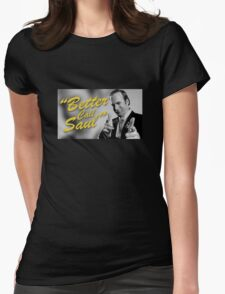 Breaking Bad - Better Call Saul Womens Fitted T-Shirt