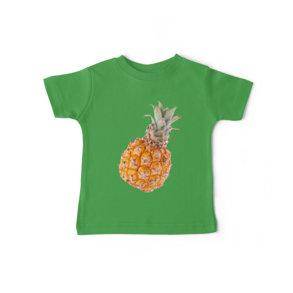 South African Baby Pineapple by Brooke Becker