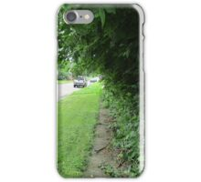 Overgrown Greenery iPhone Case/Skin