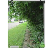 Overgrown Greenery iPad Case/Skin