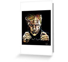 CSI Miami: Horatio Caine Greeting Card