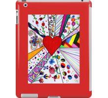 Vitality of the Heart! iPad Case/Skin