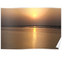 River Chenab HDR Poster