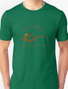 Gators Love Marshmallows Unisex T-Shirt