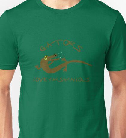 Gators Love Marshmallows T-Shirt