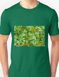 cress leaves of fresh sprouts T-Shirt