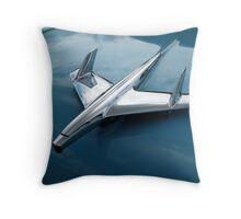 Hood Topper 2 Throw Pillow