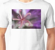Purple Unisex T-Shirt