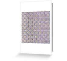 Pattern #14 Greeting Card