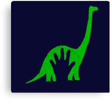 the good dinosaur Canvas Print