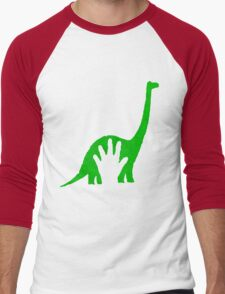 the good dinosaur Men's Baseball ¾ T-Shirt