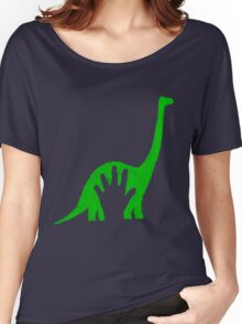 the good dinosaur Women's Relaxed Fit T-Shirt